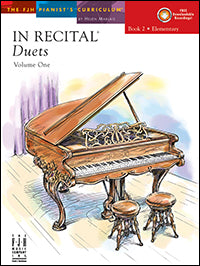In Recital Duets, Volume One, Book 2