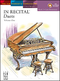 In Recital Duets, Volume One, Book 3