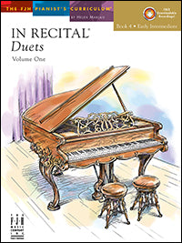 In Recital Duets, Volume One, Book 4