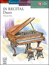 In Recital Duets, Volume One, Book 5