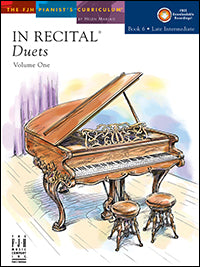 In Recital Duets, Volume One, Book 6