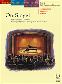On Stage!, Book 1
