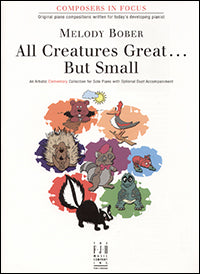 All Creatures Great... But Small
