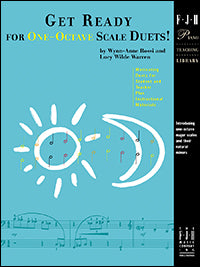 Get Ready for One-Octave Scale Duets!
