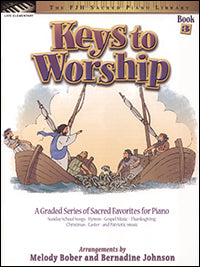Keys to Worship, Book 3