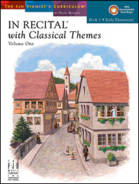 In Recital with Classical Themes, Volume One, Book 1