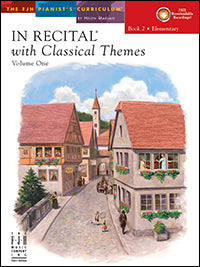 In Recital with Classical Themes, Volume One, Book 2