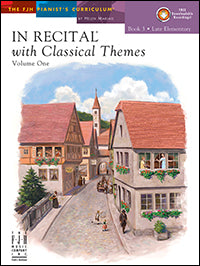 In Recital with Classical Themes, Volume One, Book 3