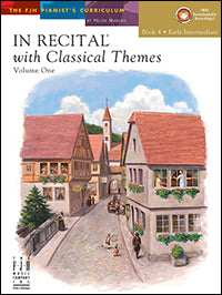 In Recital with Classical Themes, Volume One, Book 4