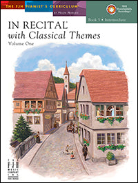 In Recital with Classical Themes, Volume One, Book 5