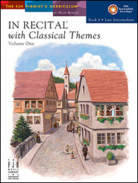 In Recital with Classical Themes, Volume One, Book 6