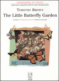 The Little Butterfly Garden