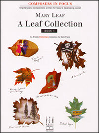 A Leaf Collection, Book 1
