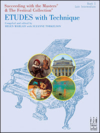Etudes with Technique, Book 5