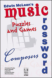 Music Crossword Puzzles and Games - Composers
