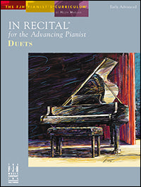 In Recital for the Advancing Pianist, Duets
