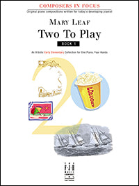 Two To Play, Book 1
