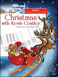 Christmas with Kevin Costley Book 1