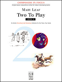 Two to Play, Book 2