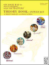 On Your Way to Succeeding with the Masters, Theory Book - Answer Key