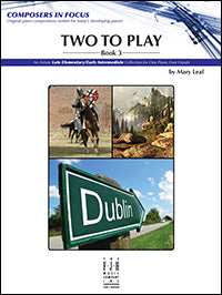 Two to Play, Book 3