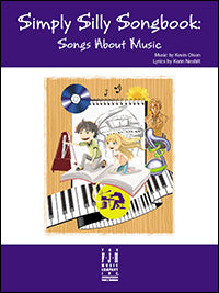 Simply Silly Songbook - Songs About Music