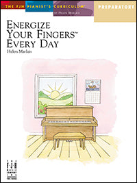 Energize Your Fingers Every Day, Preparatory