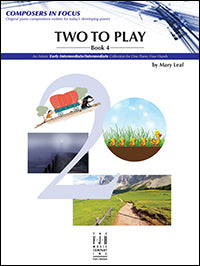 Two to Play, Book 4