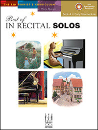 Best of In Recital Solos, Book 4