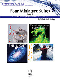 Four Miniature Suites, Book 2