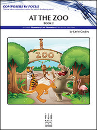 At the Zoo, Book 2