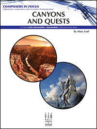 Canyons and Quests