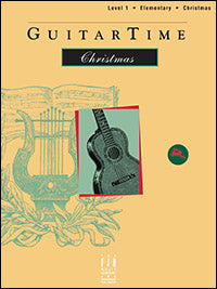 GuitarTime Christmas - Level 1 (Classical Style)