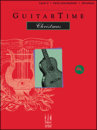 GuitarTime Christmas - Level 2 (Classical Style)
