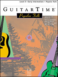 GuitarTime Popular Folk - Level 2