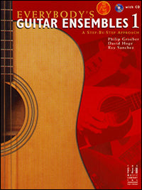 Everybody's Guitar Ensembles 1