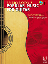 Everybody's Popular Music for Guitar, Book 1
