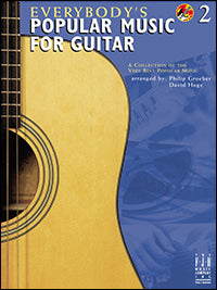 Everybody's Popular Music for Guitar, Book 2