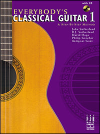 Everybody's Classical Guitar 1