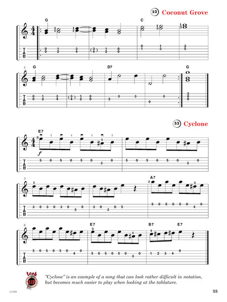 Everybody's Guitar Tablature Method