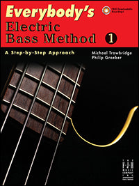 Everybody's Electric Bass Method 1