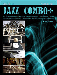 Jazz Combo+ Piano Book 1