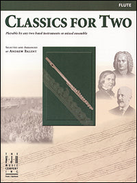 Classics for Two, Flute