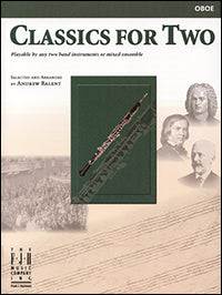Classics for Two, Oboe