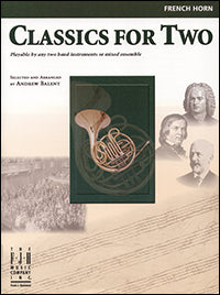 Classics for Two, French Horn
