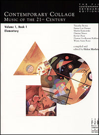Contemporary Collage - Music of the 21st Century, Volume 1, Book 1