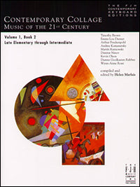 Contemporary Collage - Music of the 21st Century, Volume 1, Book 2