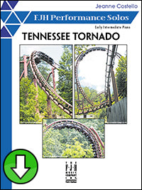 Tennessee Tornado (Digital Download)