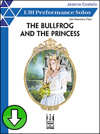 The Bullfrog and The Princess (Digital Download)