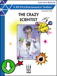 The Crazy Scientist (Digital Download)